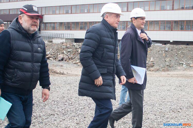 Сергей Олонцев, Валерий Лимаренко, Александр Ивашов
