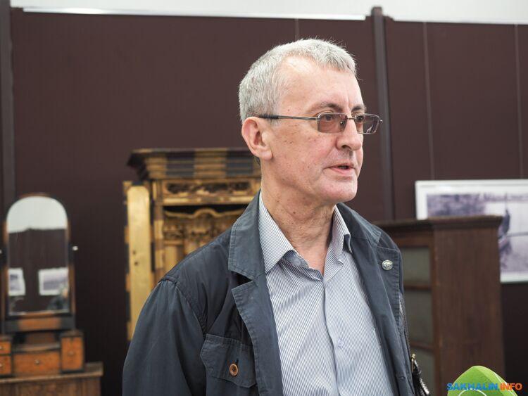 Михаил Шерковцов