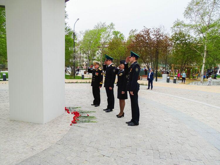 Сегодня на Сахалине отметили День пограничника