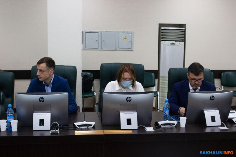 Сергей Камелин, Наталия Куприна и Максим Федотов