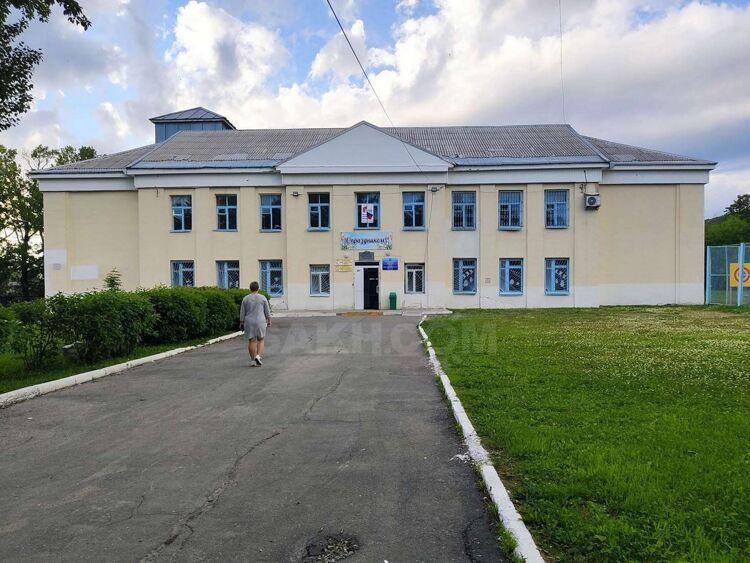 Школа №4 Южно-Сахалинска. Фото с сайта map.sakh.com