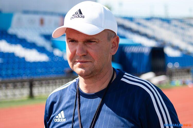 Олег Сидоренков