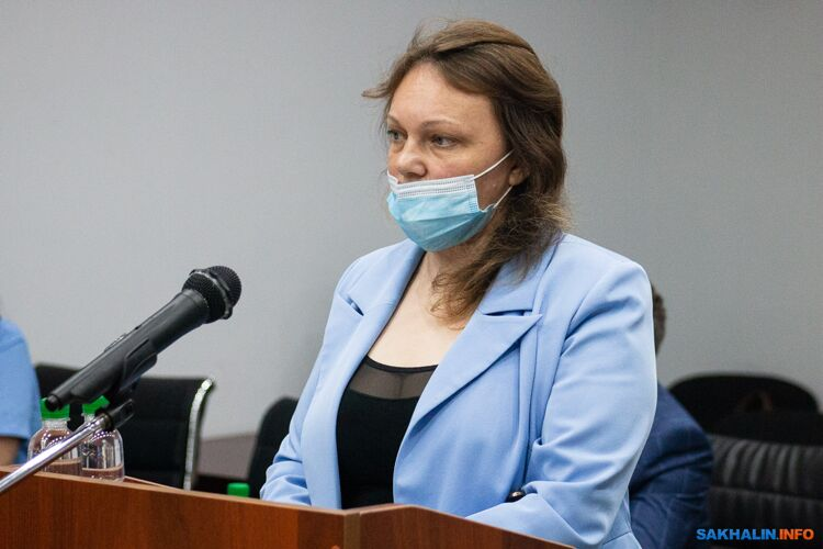 Елена Федотова