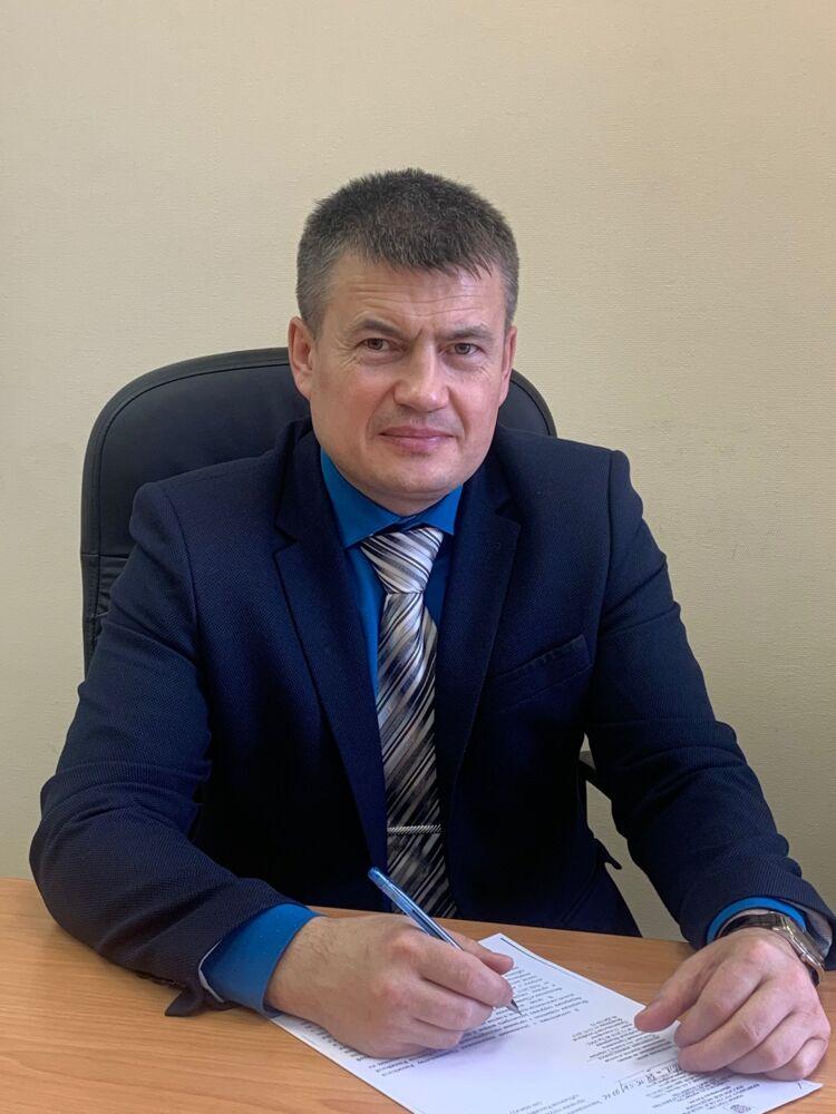 Андрей Стрельников, фото министерства природных ресурсов Хабаровского края