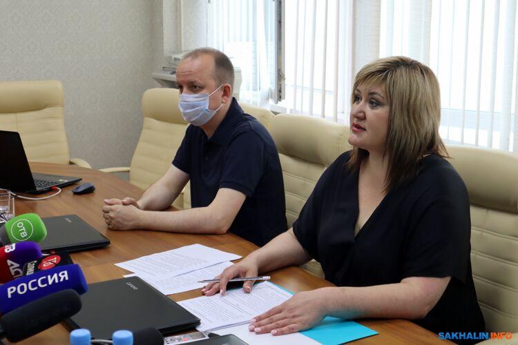 Владимир Иконников и Виктория Черкасова