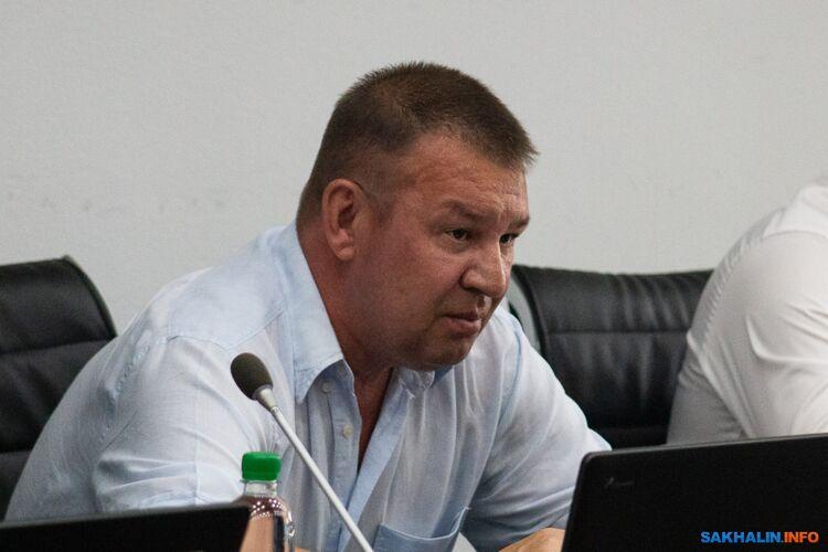 Николай Никакошев