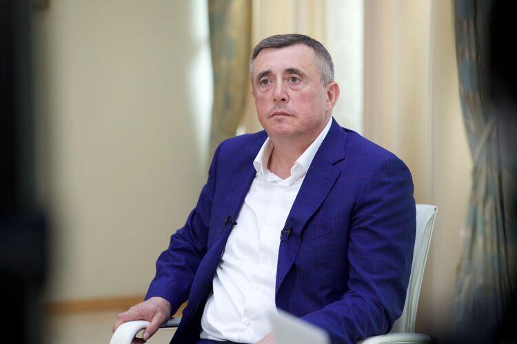 Валерий Лимаренко. Фото пресс-службы ПСО