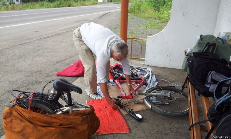 Собираем велосипеды
