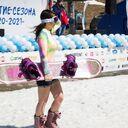 В Южно-Сахалинске вчера закрыли горнолыжный сезон