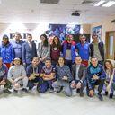 Члены сборной России по серфингу довольны тренировками на Курилах