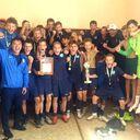 Юные сахалинские футболисты выиграли зональный турнир Кубка РФС в Уссурийске