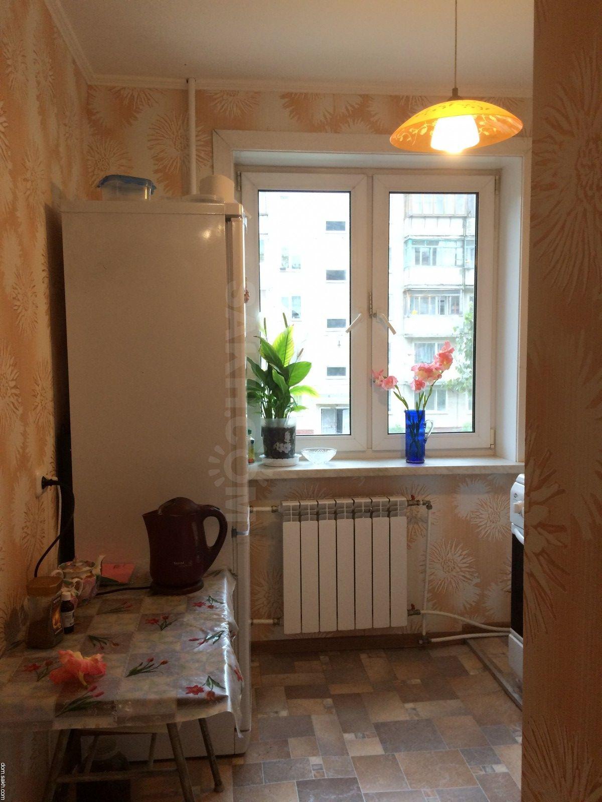 Продам двухкомнатную квартиру, брежневка - недвижимость в но.