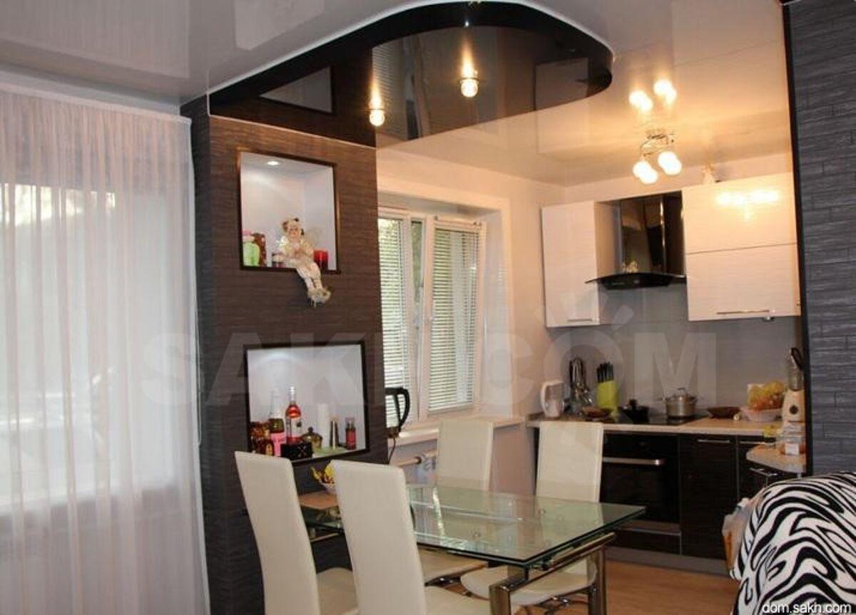 Кухня гостиная в хрущевке дизайн фото - kam-spb.ru - продажа.