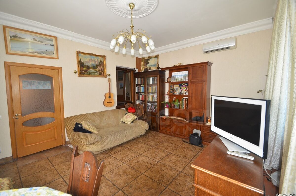 Картинка обычной квартиры изнутри