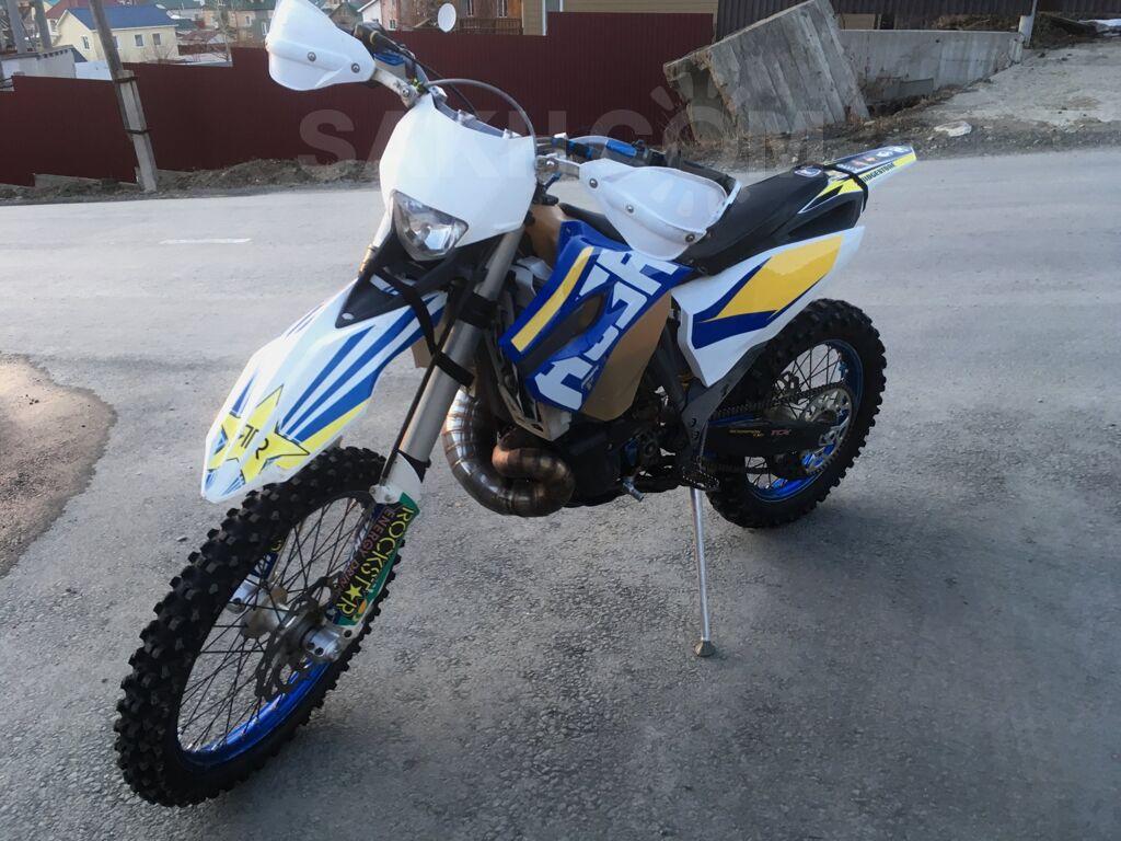 KTM Husaberg TE300, 2014