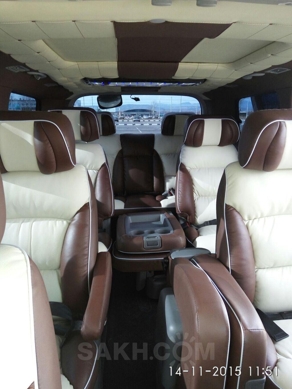 Hyundai Grand Starex, 2014