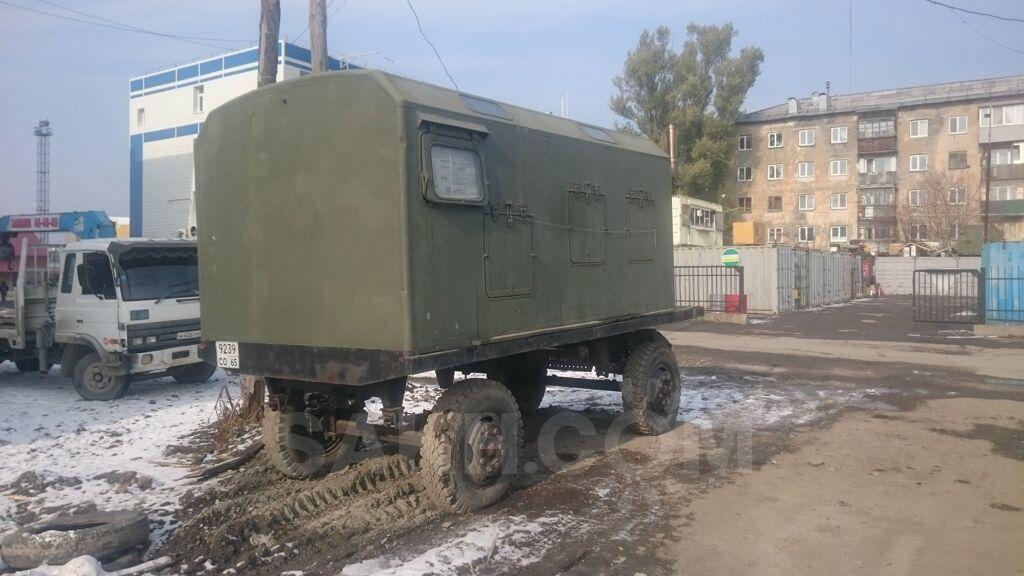 Урал ГКБ-817, 2017