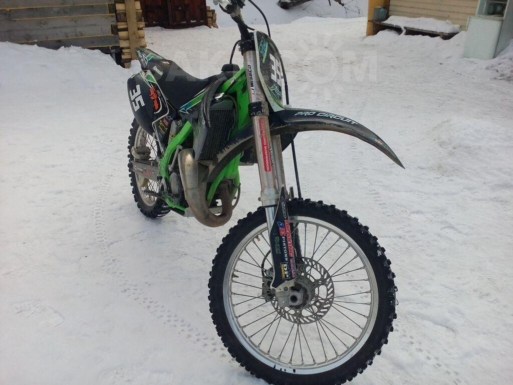 Kawasaki KX, 2006