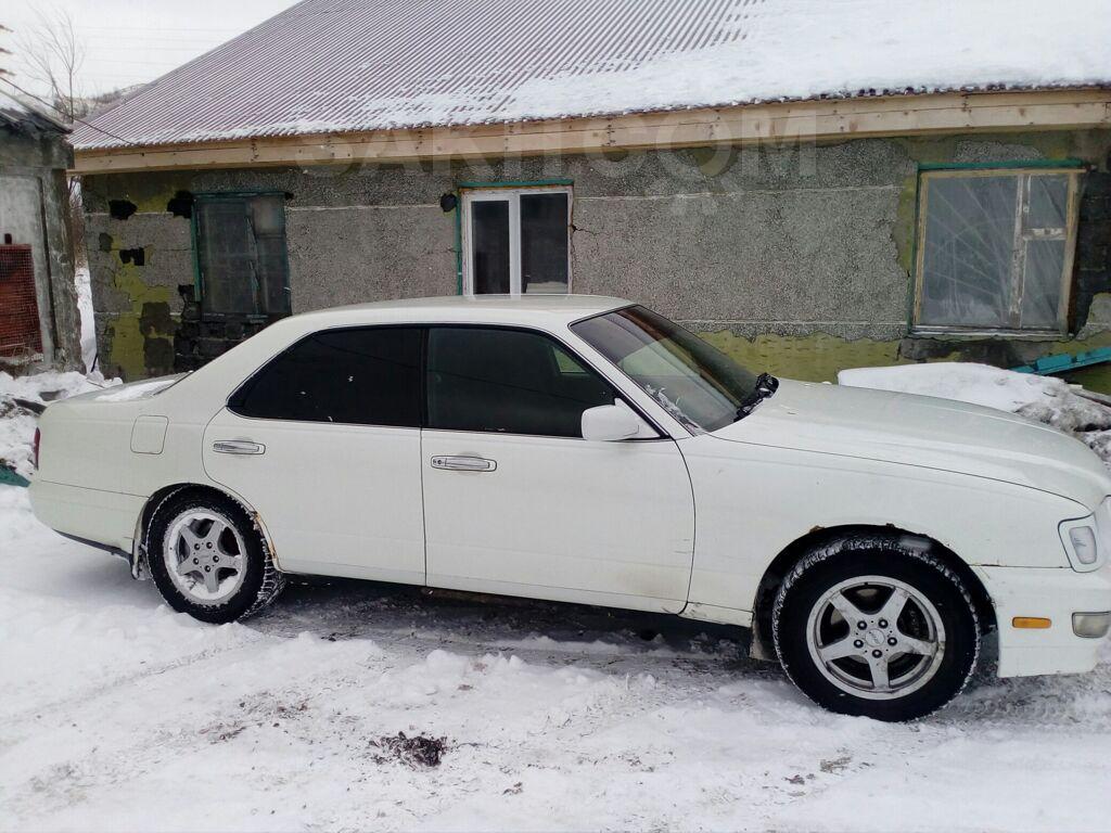 Nissan Cedric, 1998