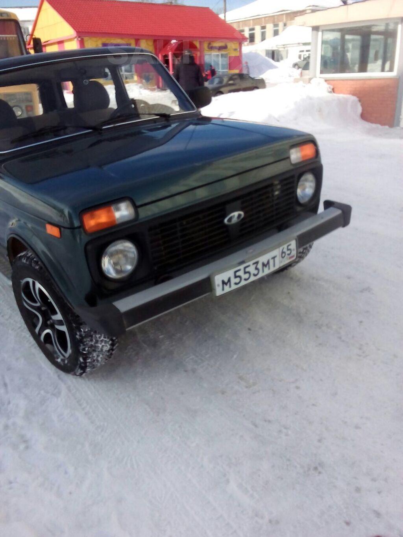 ВАЗ 2131 Нива, 2012