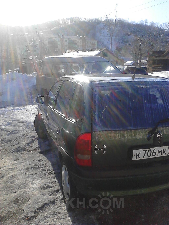 Opel Corsa, 1999
