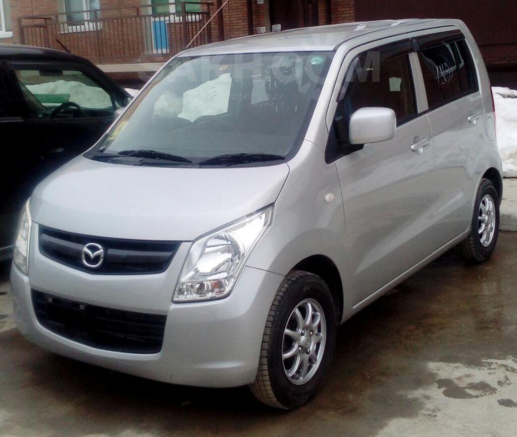 Mazda AZ-Wagon, 2012