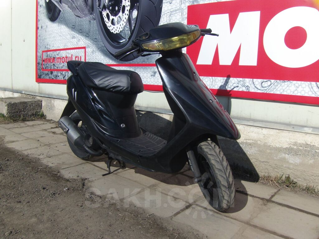 Honda Dio - Скутер и Скутеризм