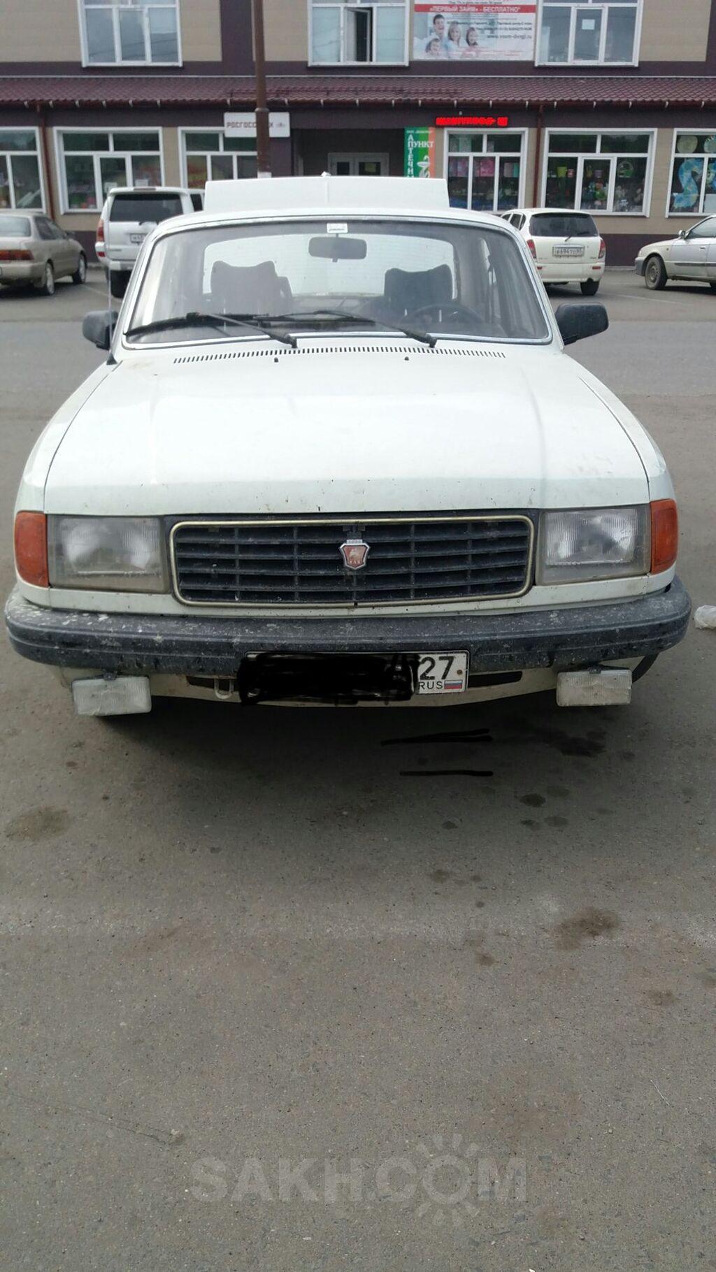 ГАЗ 3110, 1997