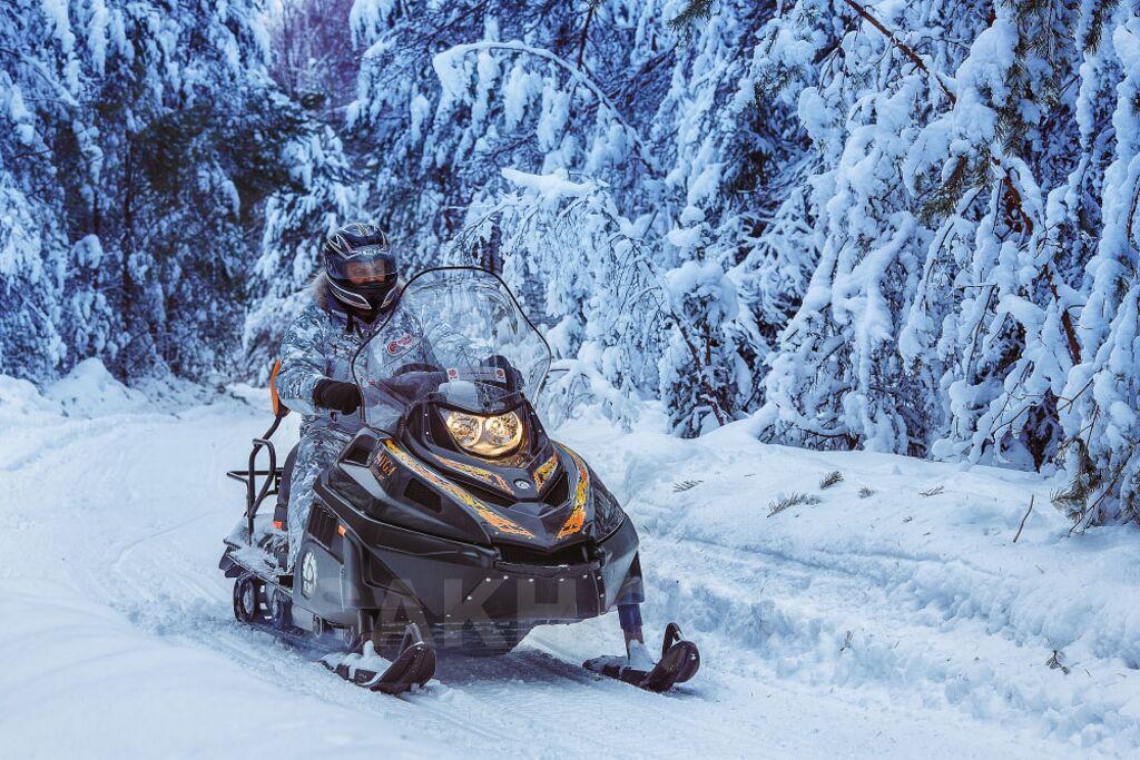 купить снегоход патруль