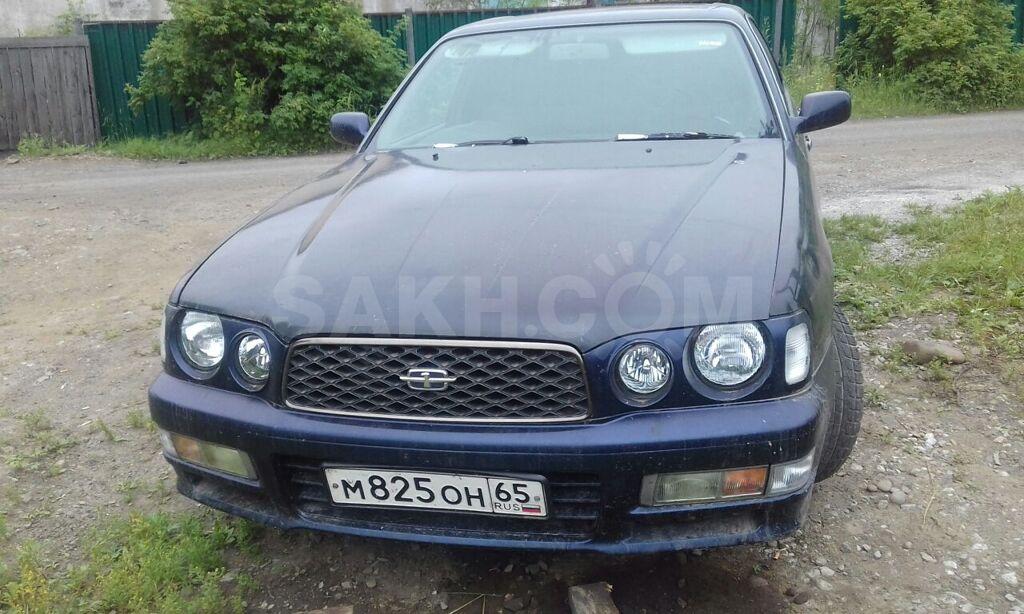Nissan Gloria, 1996