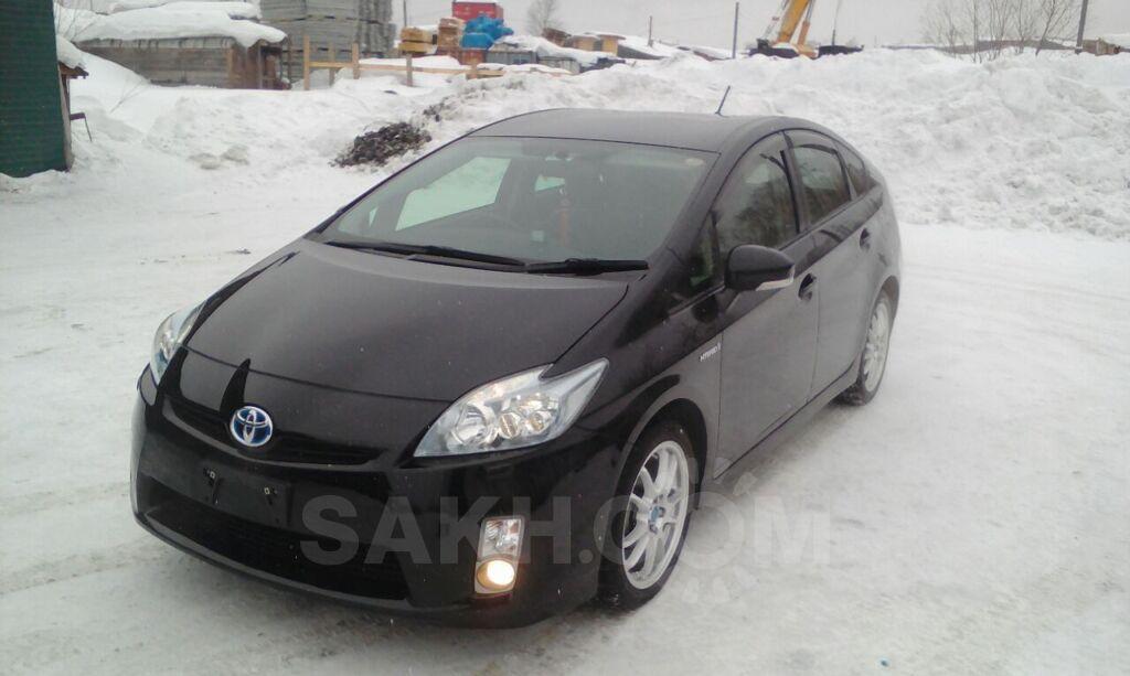 Toyota Prius, 2011