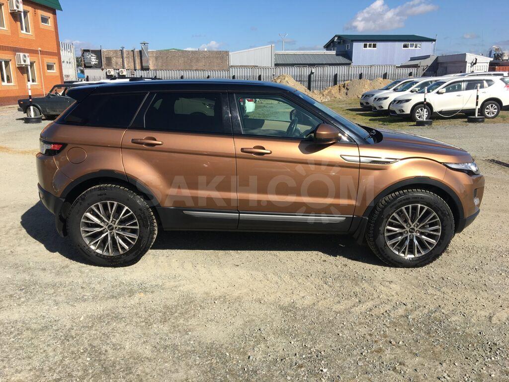 Land Rover Range Rover Evoque, 2014