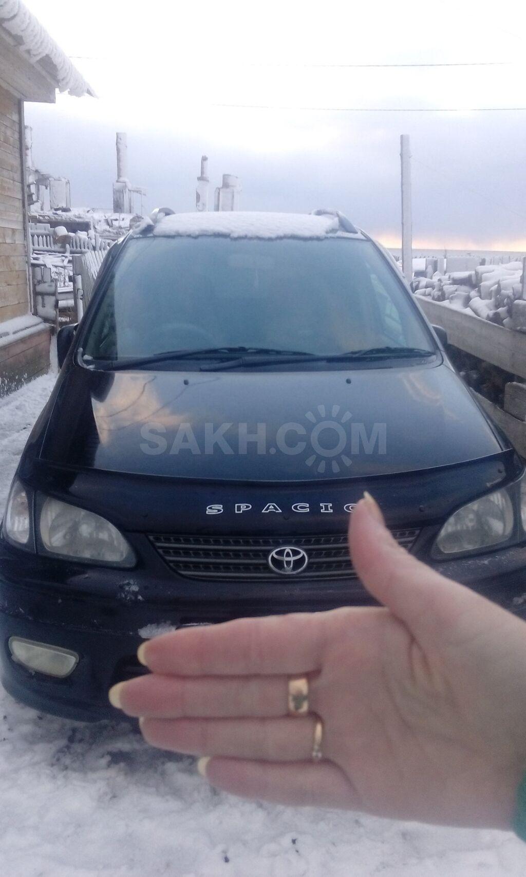 Toyota Corolla Spacio, 1999