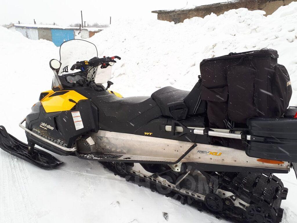 BRP Ski-Doo, 2011