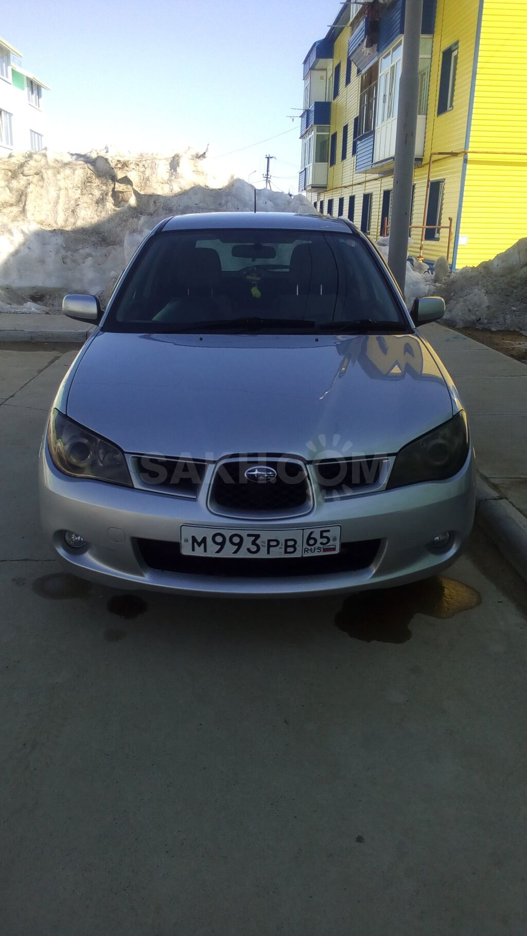 Subaru Impreza Wagon, 2006