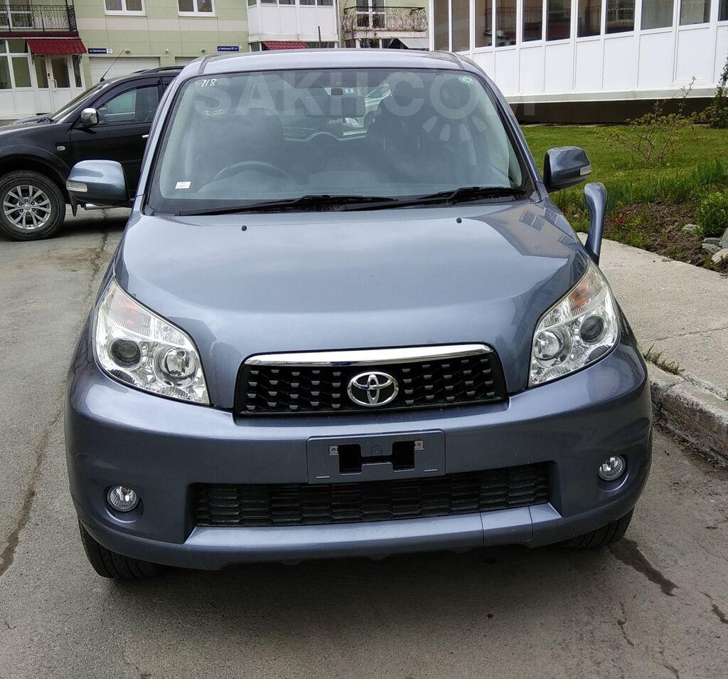 Toyota Rush, 2009