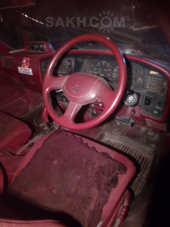 Toyota Hilux Surf, 1991