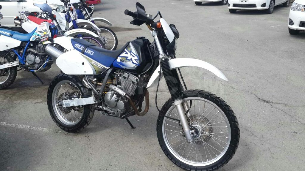 Suzuki Djebel, 1999