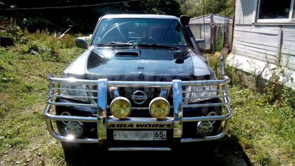 Nissan Safari, 2008