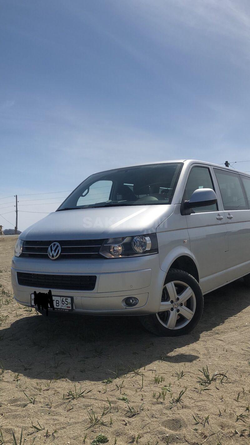 Volkswagen Multivan, 2015