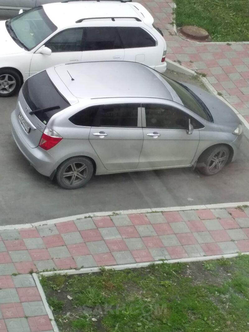 Honda Edix, 2006