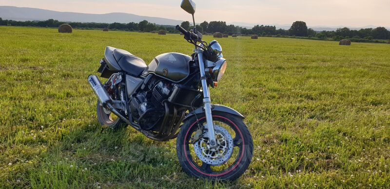 Honda CB400, 1999