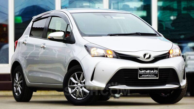 Toyota Vitz, 2016
