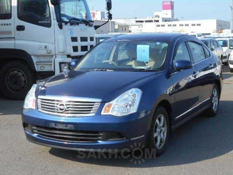 Nissan Bluebird Sylphy, 2009