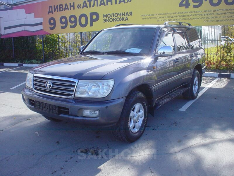 Toyota Land Cruiser, 2006