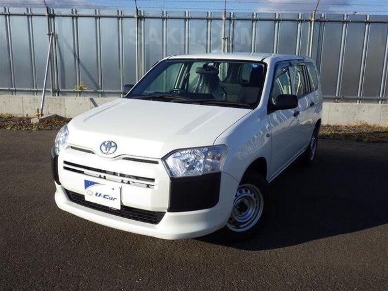 Toyota Probox, 2015