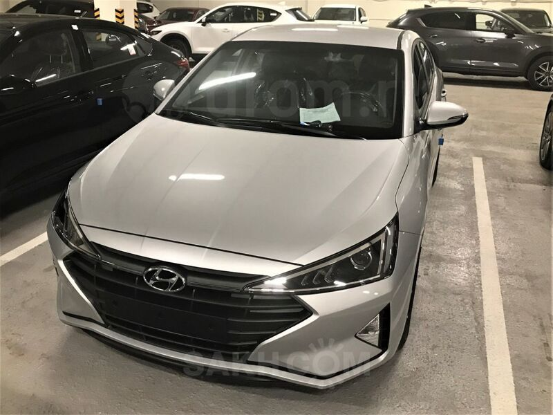 Hyundai Elantra, 2020