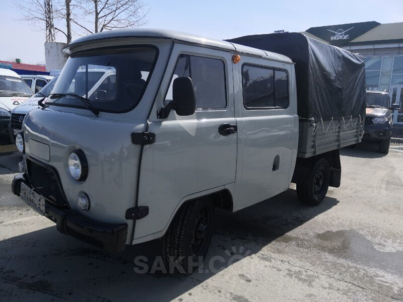 УАЗ 39094, 2020