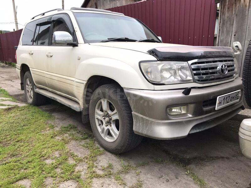 Toyota Land Cruiser, 1999