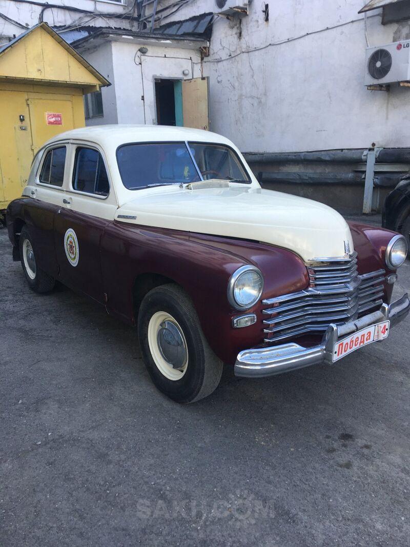 ГАЗ 21 Волга, 1969